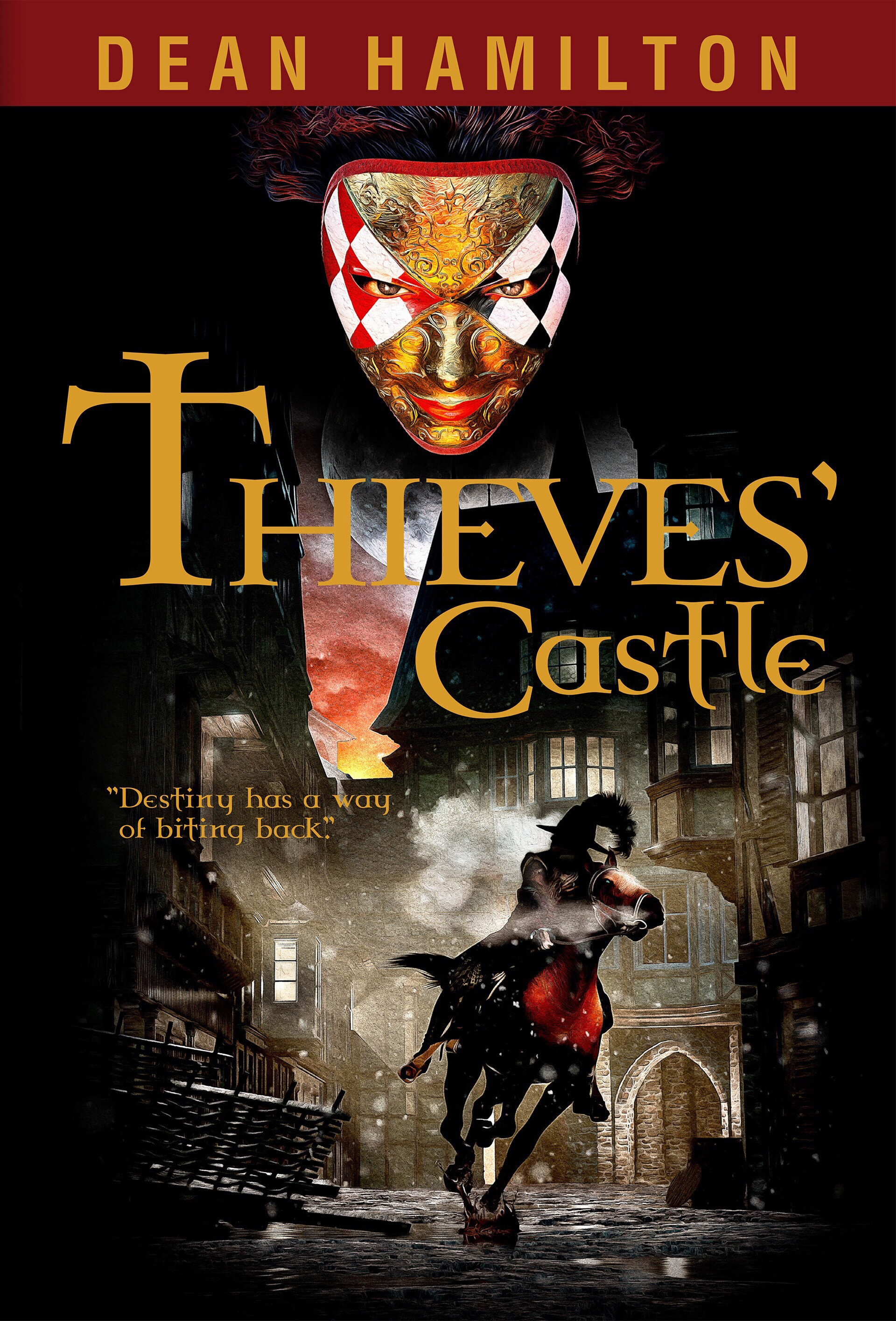 Thieves' Castle Book Cover