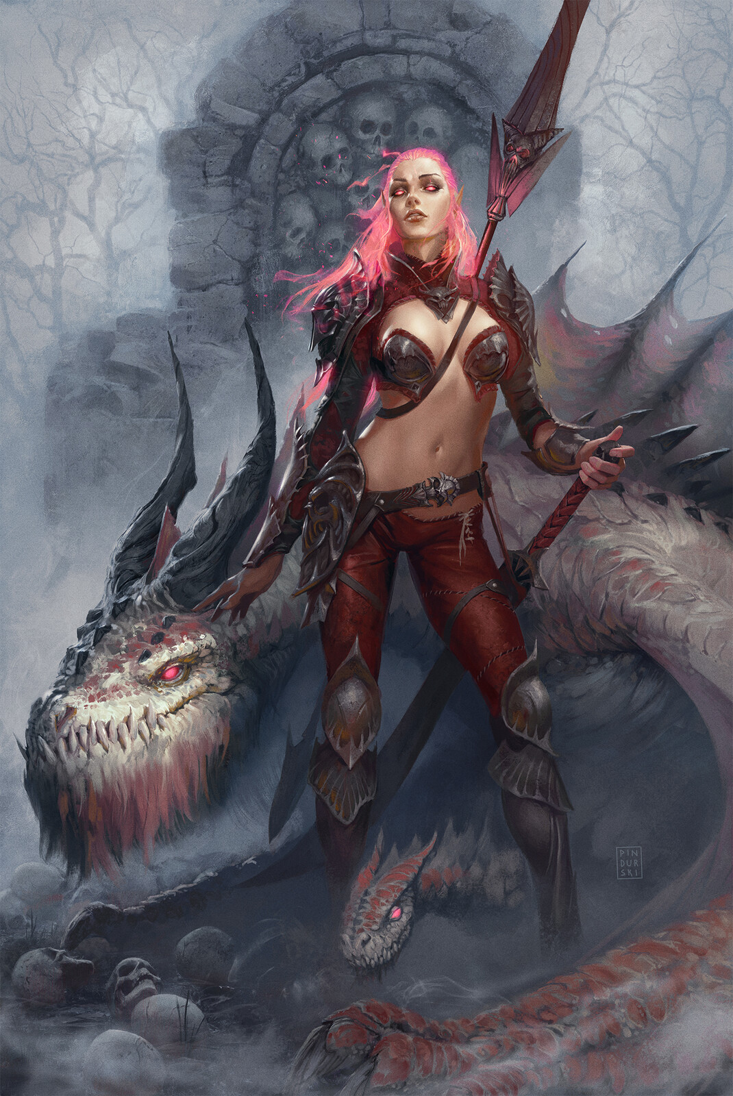 Elf and Dragons (REDEUX)