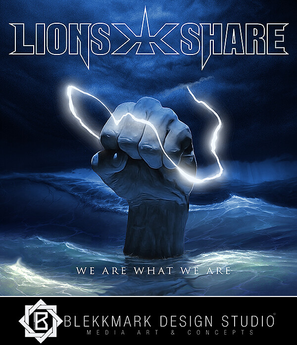 Lions Share - We Are What We Are