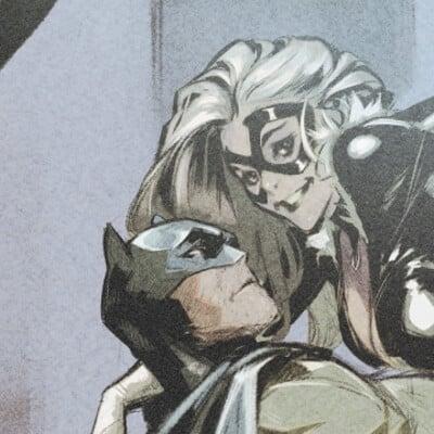 Nabetse zitro batman catwoman blackcat