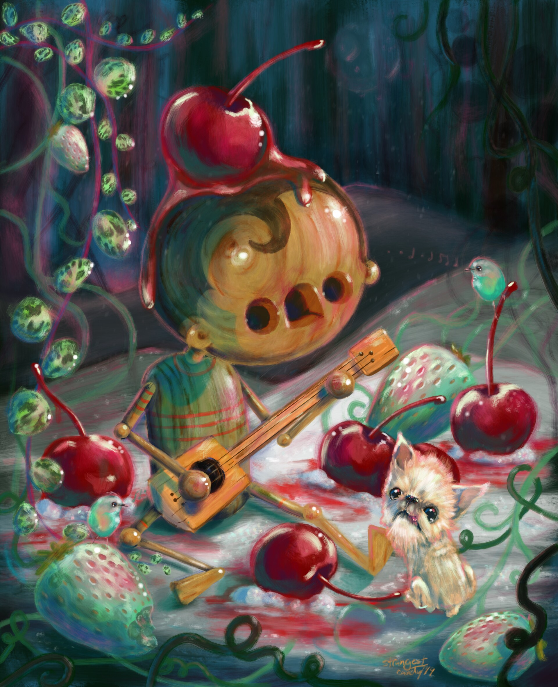 Strangest candy img 0498