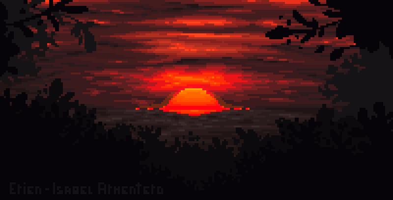 Pixel illustration #20