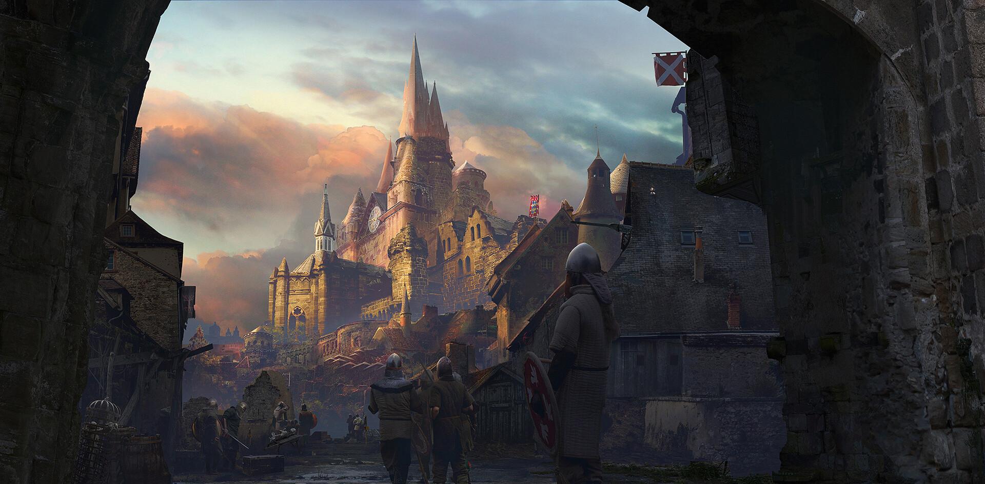 Liang mark castle
