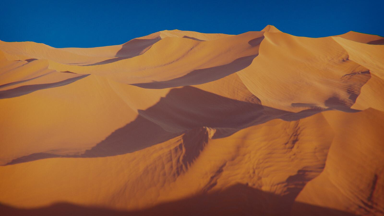 Sand Dune Render 03