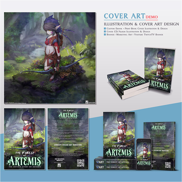 Viart studios cover book3b