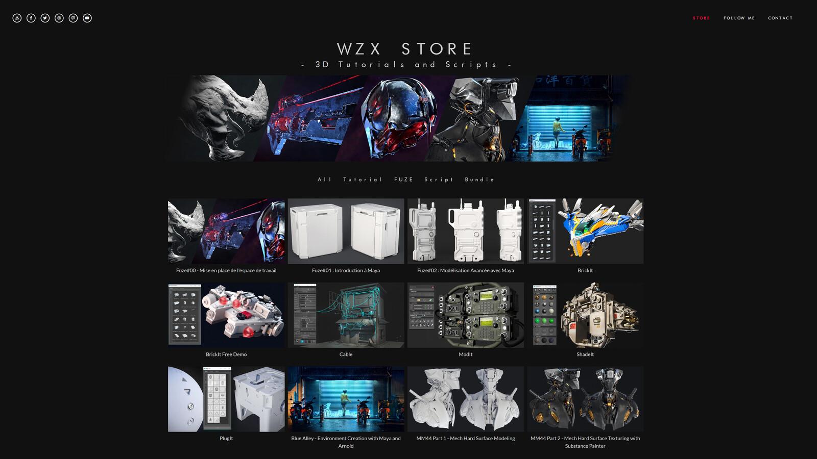 WZXStore