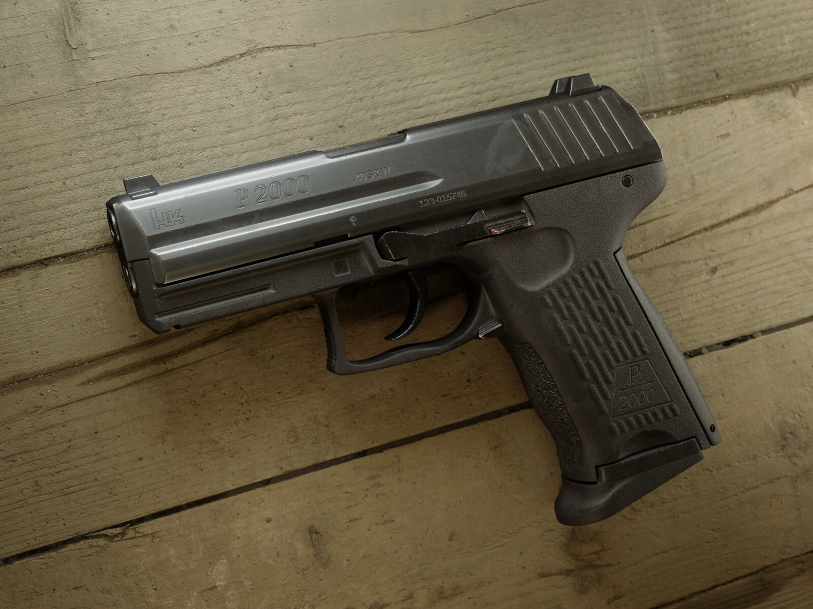 HK P2000 Handgun