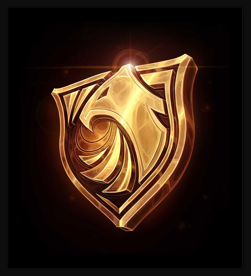 Crownguard icon design