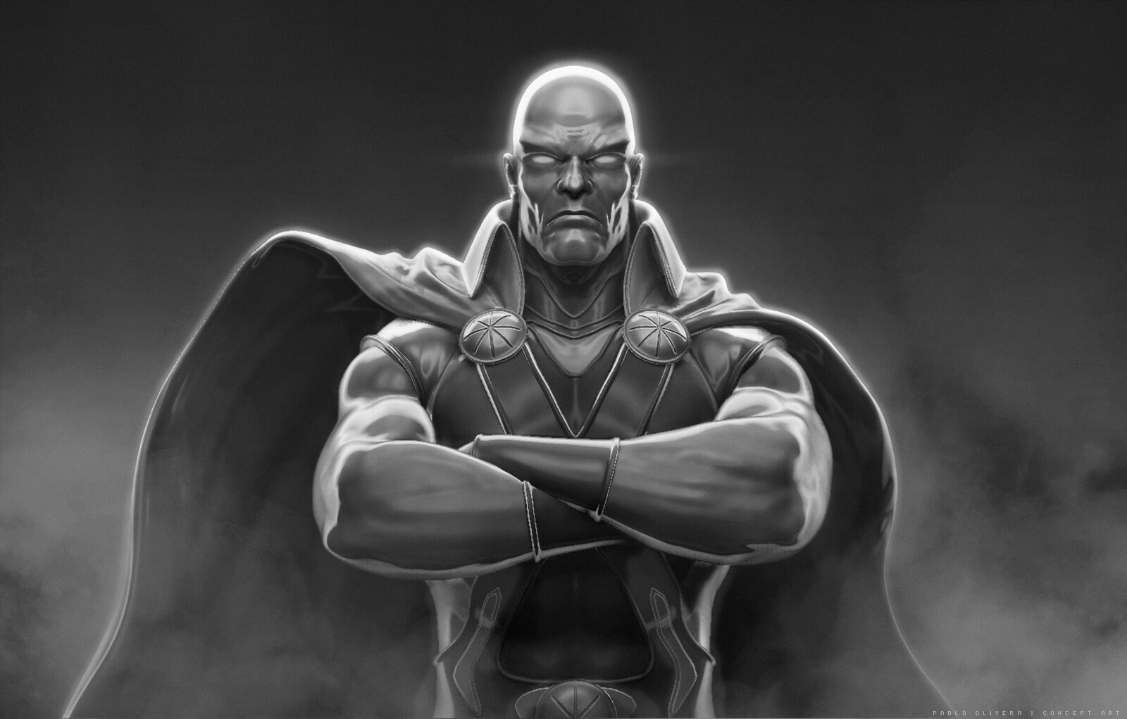Martian Manhunter (Wip)