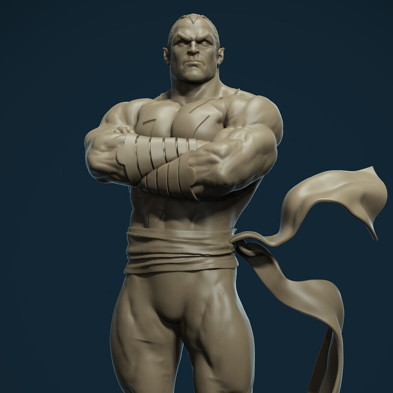 Black Adam - Iron Studios 1/10 Scale