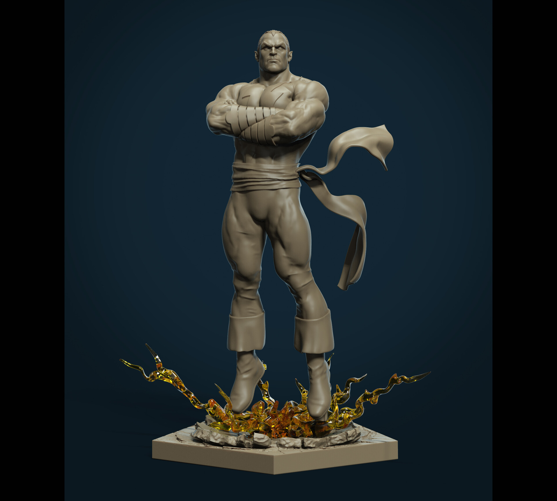Victor hugo sousa blackadam clay 01