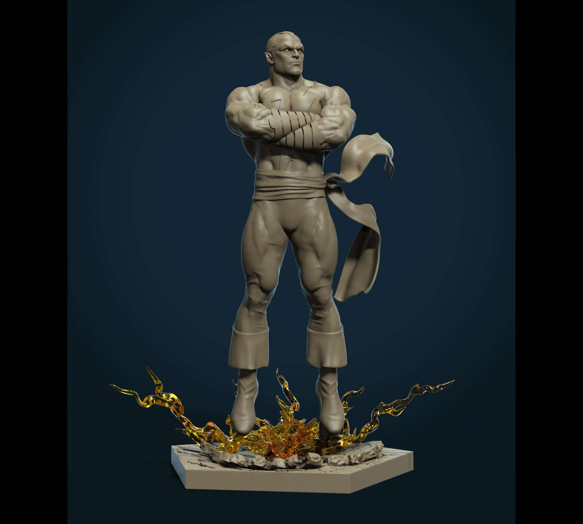Victor hugo sousa blackadam clay 02