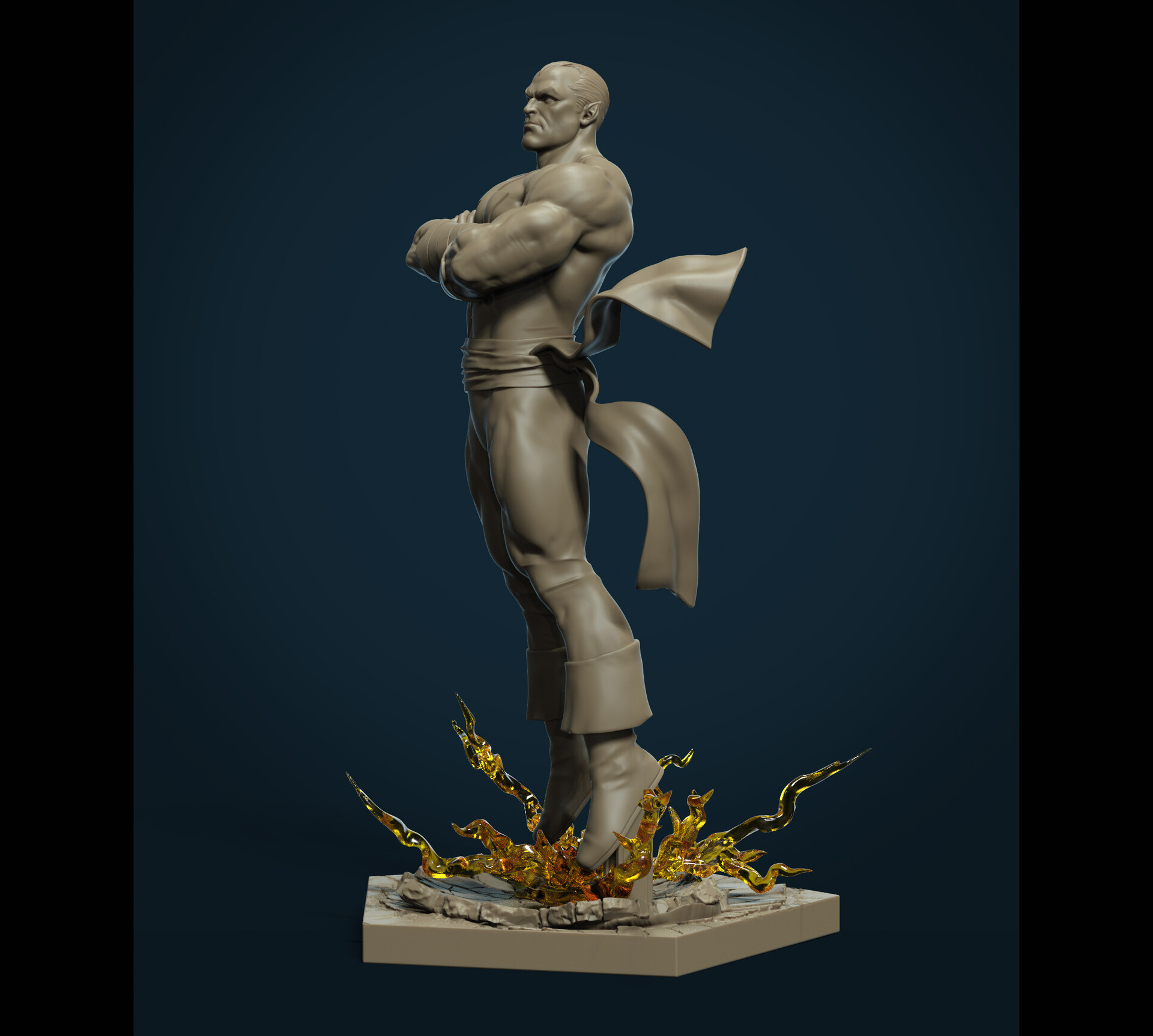 Victor hugo sousa blackadam clay 03