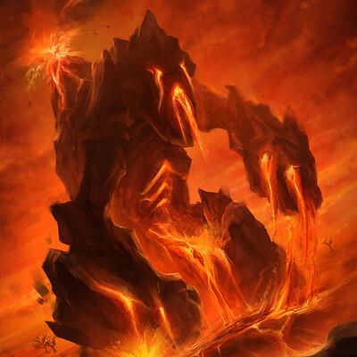 Sam turner volcanicterror portfolio