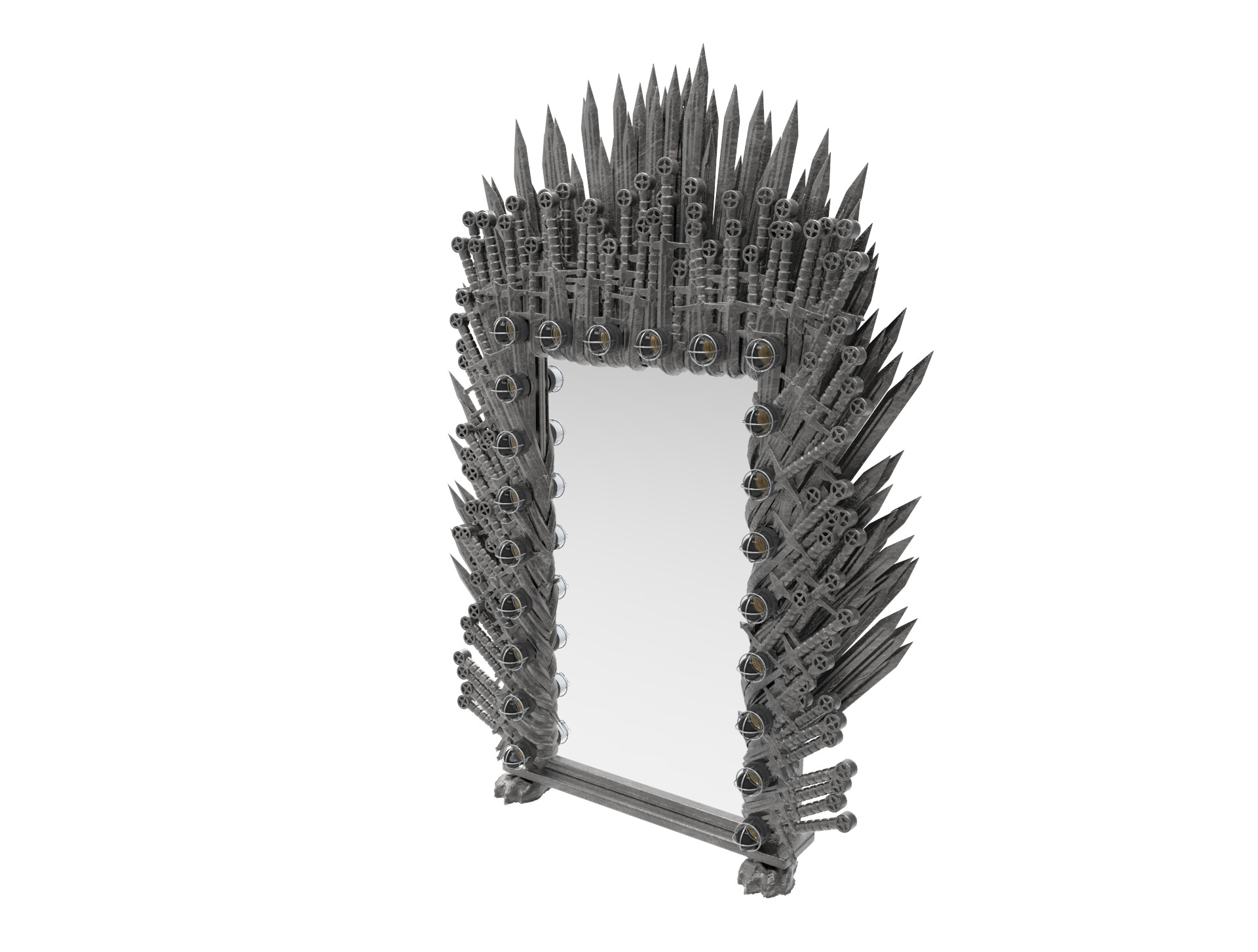 Tom poon ironthrone mirror 2689
