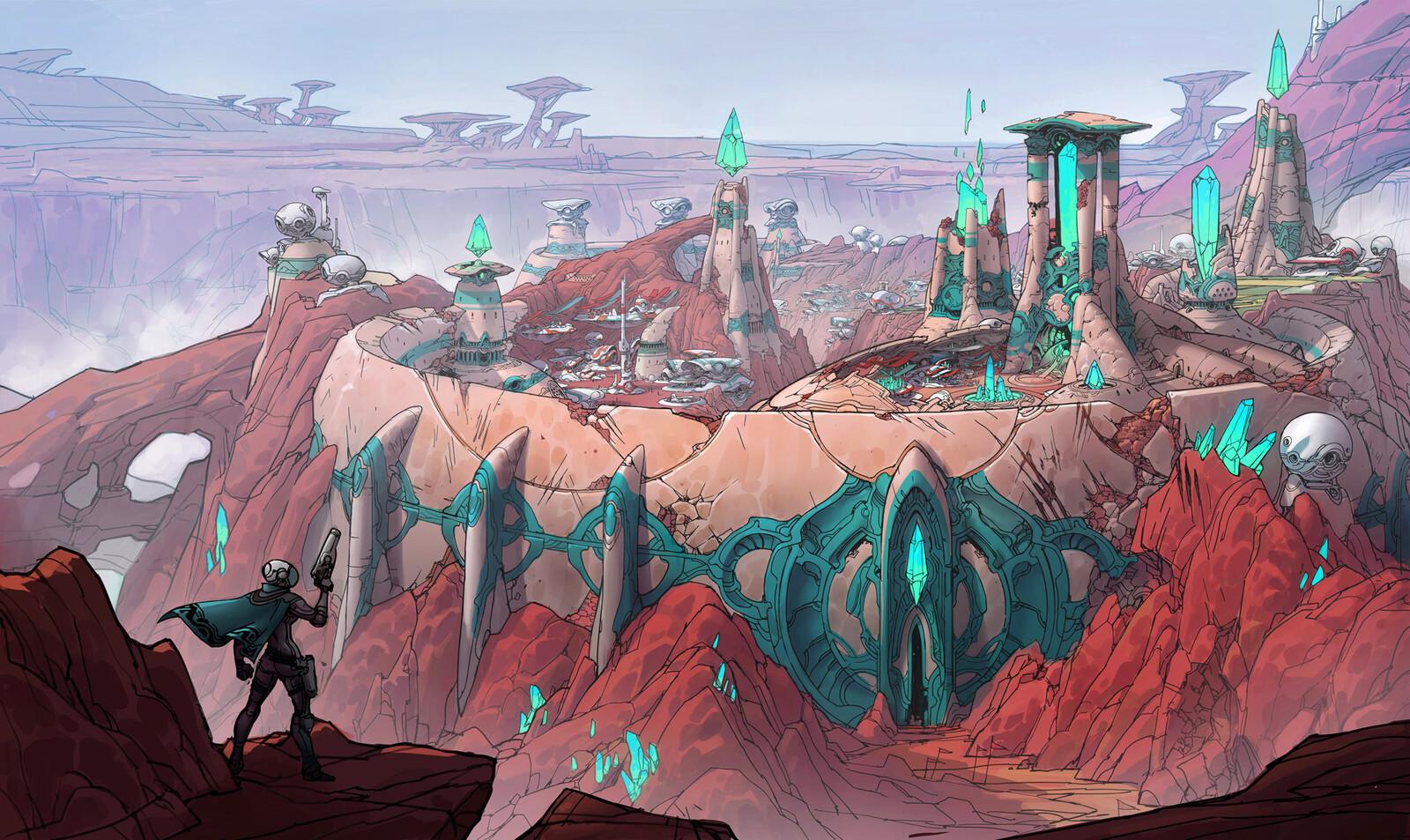 The Reborn City