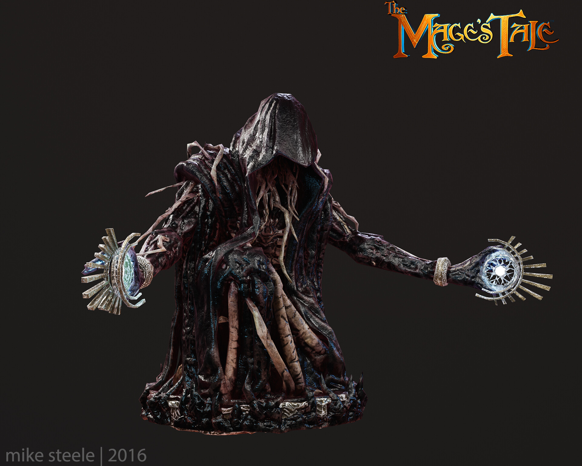 Charn Statue