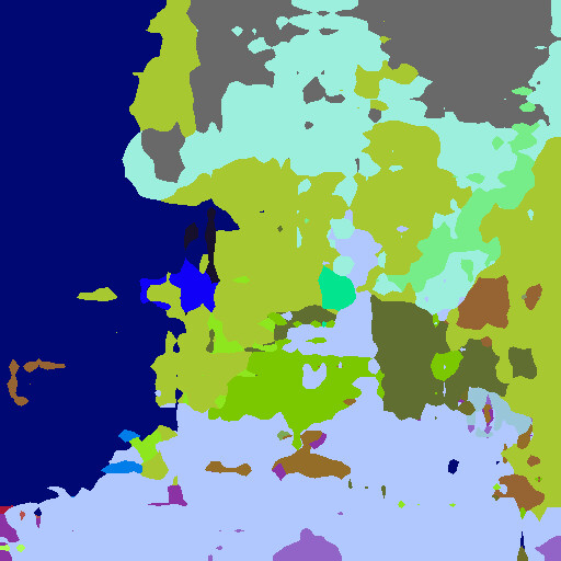 Segmentation Map
