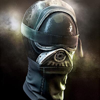 Andrey korovkin mask