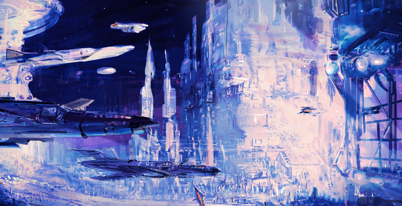 Blu Flight