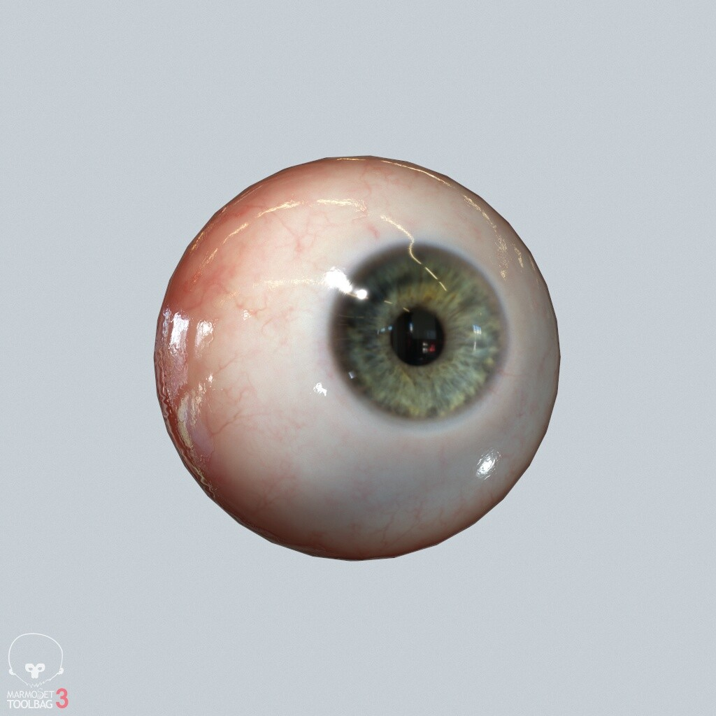 Alex lashko eyeball gen2 by alexlashko marmoset 02