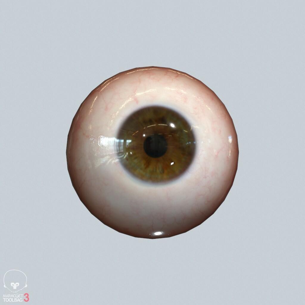 Alex lashko eyeball gen2 by alexlashko marmoset 16
