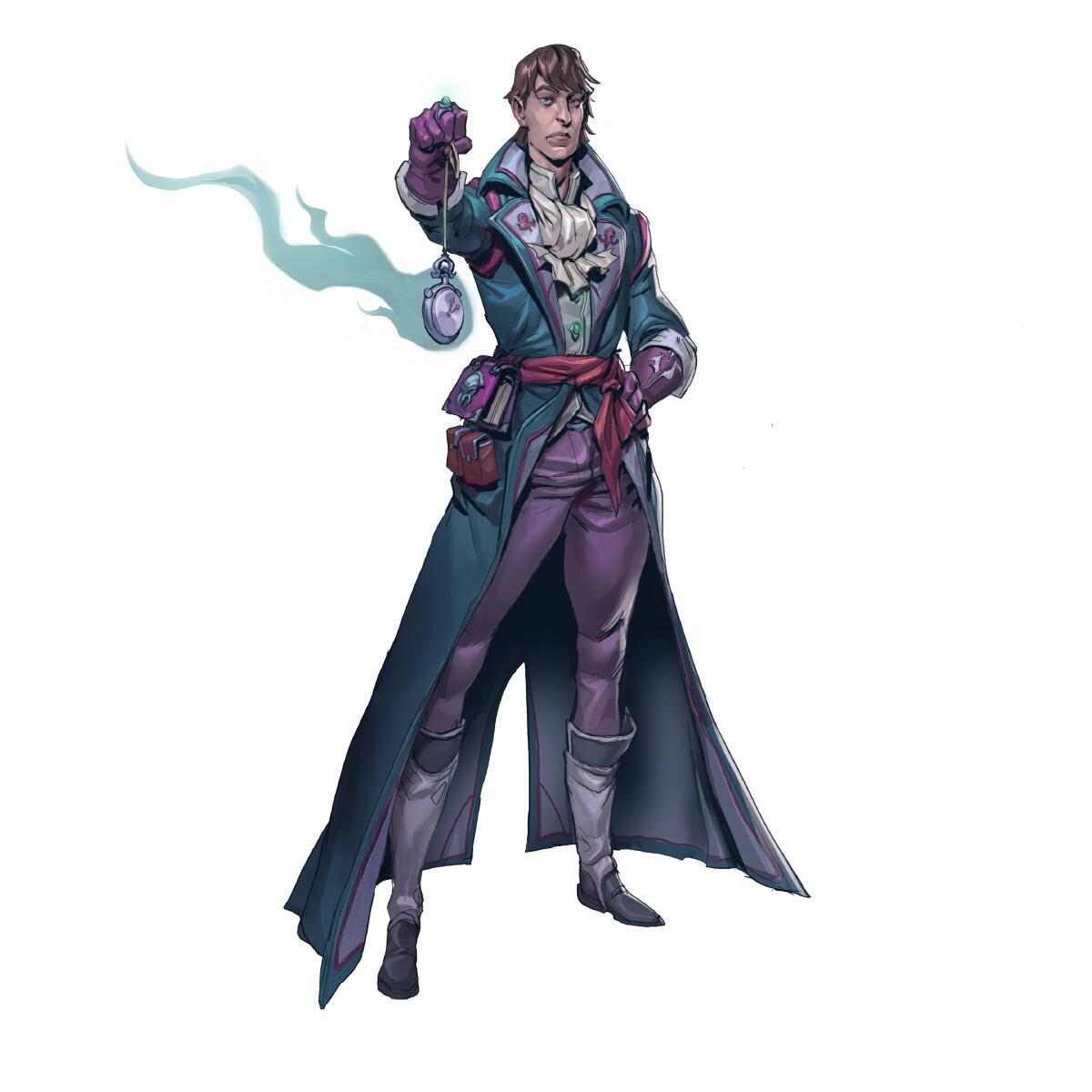 Jordy knoop lovecraft cleric final