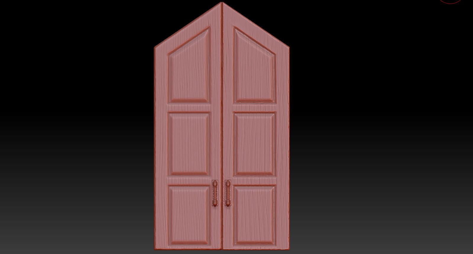 Jayson bennett doorsculpt