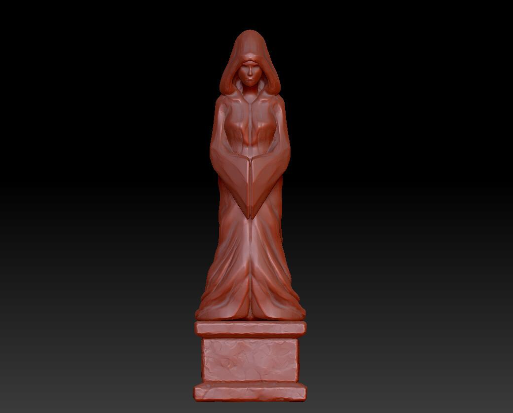 Jayson bennett statuesculpt