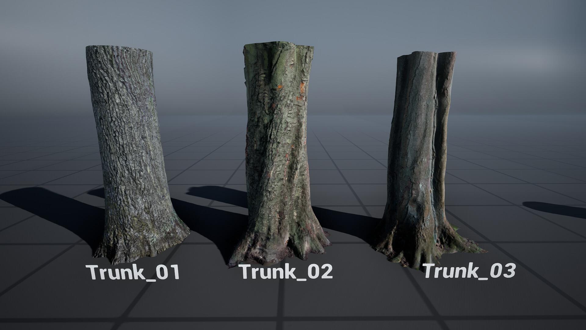 Stefan oprisan trunks