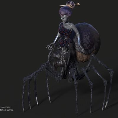 Al maitov arachne myth 01