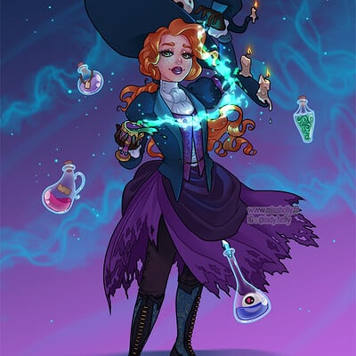 Miss holly potionbrewerwitch
