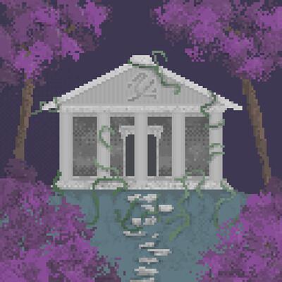 Mo enen bg temple
