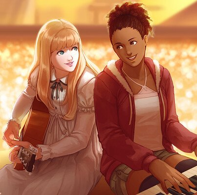 Gayle belcher carole and tuesday small