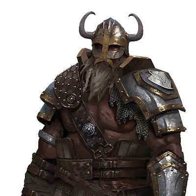 Baek ji middle ages barbarian