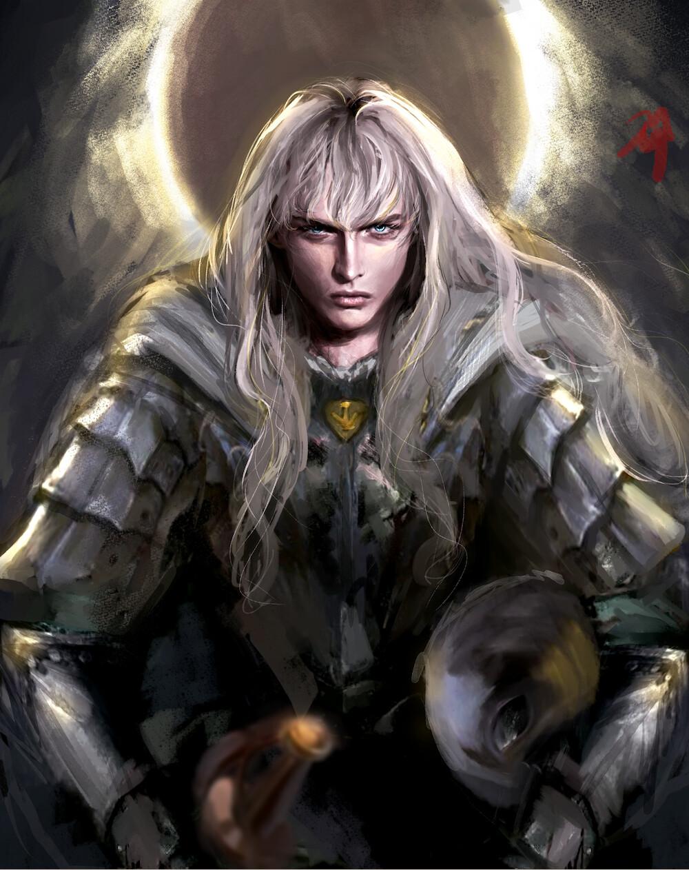 Falcon of Light