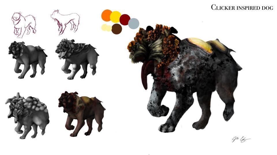 Clicker inspired dog