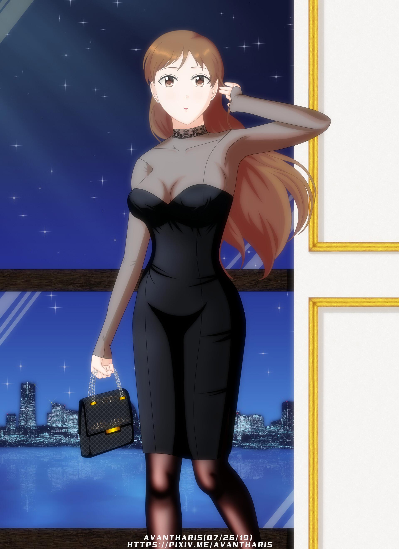 Minami Nitta (without frame)