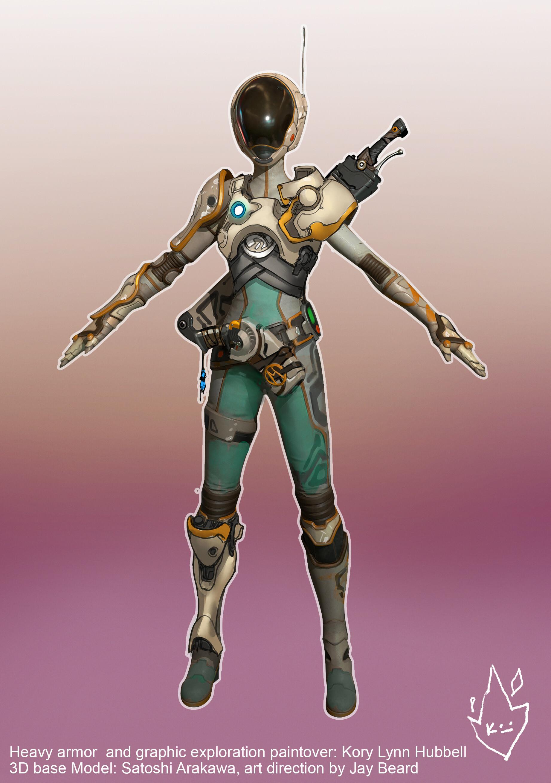 Kory lynn hubbell sculpin armor exploration 6