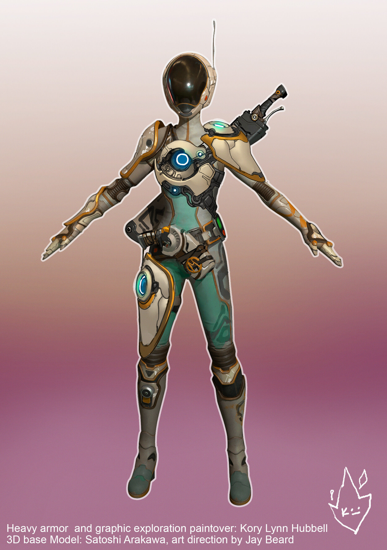 Kory lynn hubbell sculpin armor exploration 4