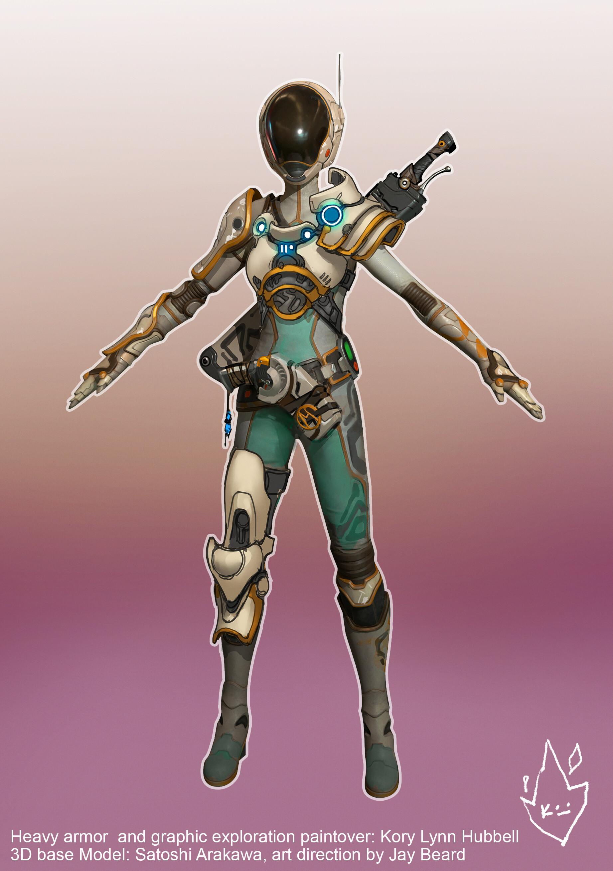 Kory lynn hubbell sculpin armor exploration 5