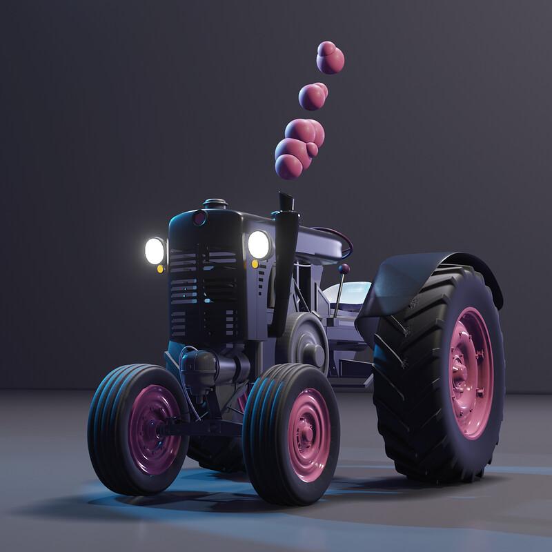 Landini L55 Tractor