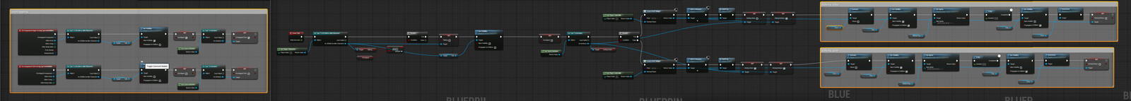 This is the actor blueprint. Controls the denizen's functions and variables.