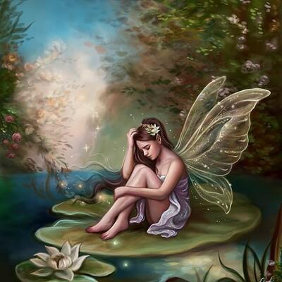 Dimitris karakousis water fairy
