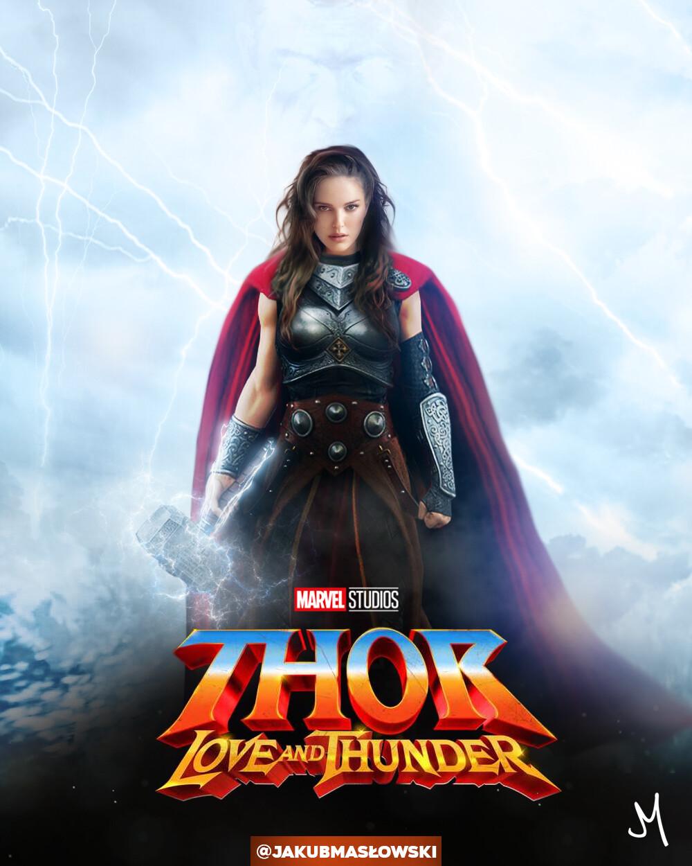 Thor: Love And Thunder, Jakub Masłowski