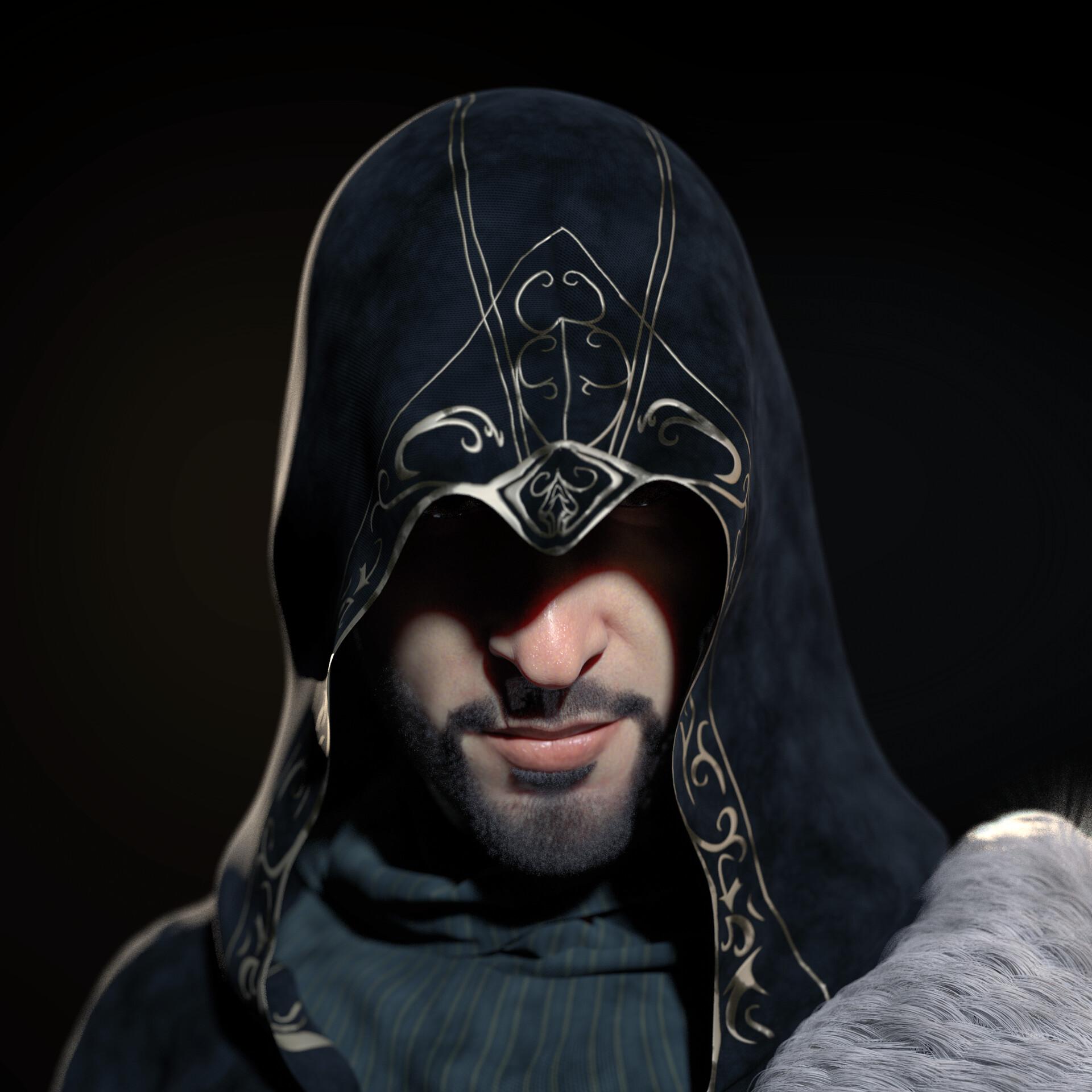Artstation Ezio Auditore Da Firenze Youssef Hesham