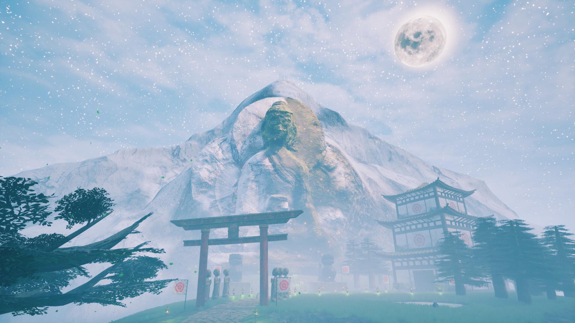 ArtStation - Samurai Mountain, Philip Edison