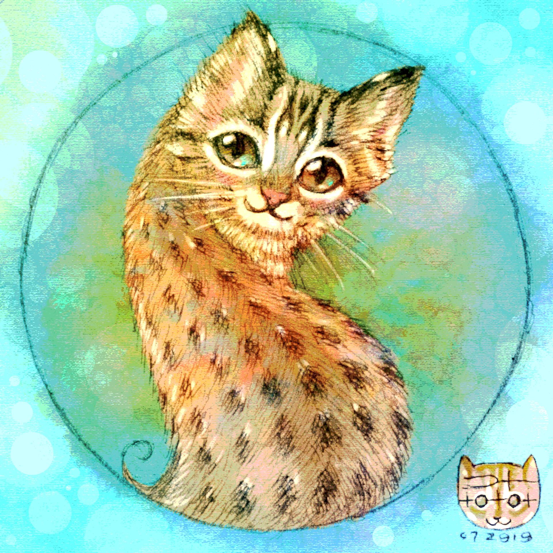 Eric lynx lin leopardcat00c