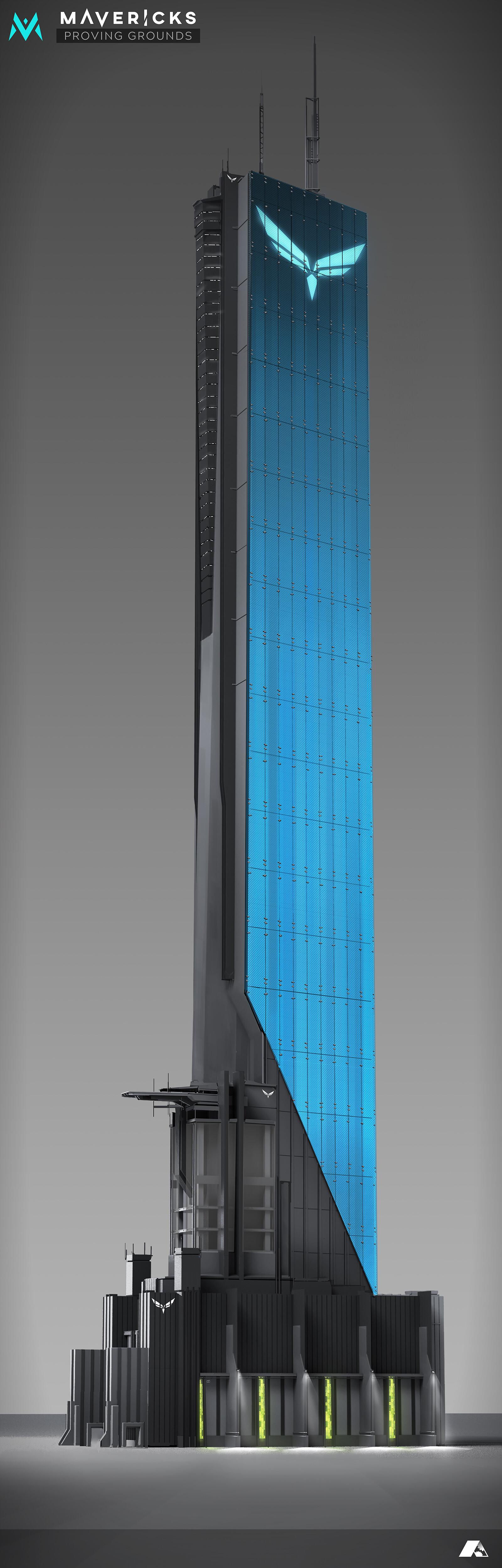 Connor sheehan print tower renderjpg