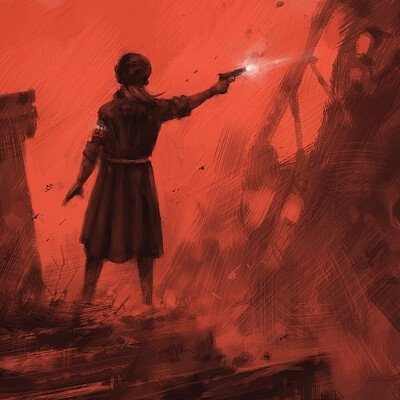 Jakub rozalski warsaw uprising75yearsago small